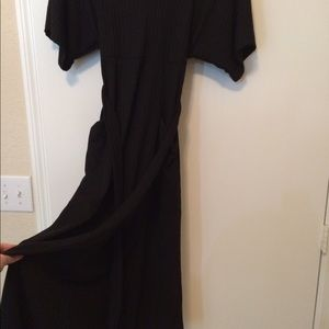 Rolla Coster Dresses - Chic Black Dress with Pockets